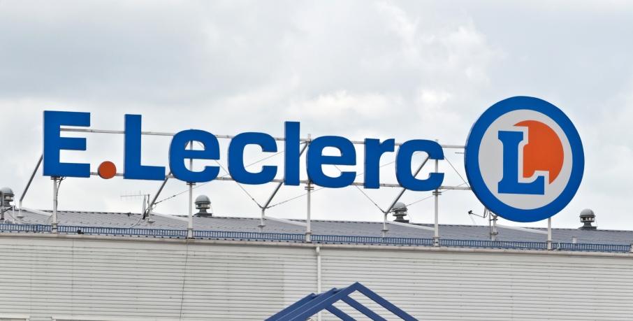 2014_Kłodzko,_supermarket_E.Leclerc_05